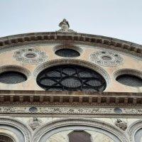 La Chiesa di Santa Maria dei Miracoli. Venecia.