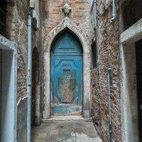 La puerta Azul. Venezia.