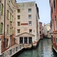 La Casa de Marco Polo en Venezia.