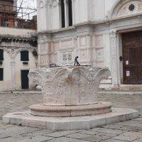 La Chiesa di San Zaccaria. Venezia.