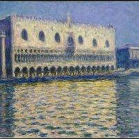 Claude Monet en Venezia.